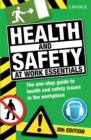 Image for Health & safety at work essentials