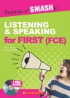 Image for Listening and speaking for first (FCE)
