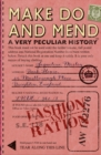 Image for Make do and mend  : a very peculiar history