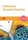 Image for Getting into secondary teaching