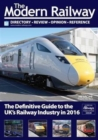 Image for The modern railway 2016