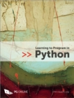 Image for Learning to program in Python