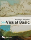 Image for Learning to Program in Visual Basic
