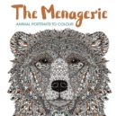 Image for The Menagerie : Animal Portraits to Colour