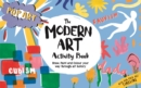 Image for The modern art activity book