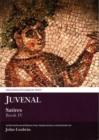 Image for Juvenal satiresIV