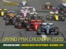Image for F1 Autocourse 2020 Grand Prix Calendar