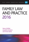 Image for Family law and practice