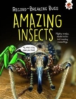 Image for Amazing insects  : mighty armies, shock tactics and cunning camouflage