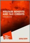 Image for Welfare benefits and tax credits handbook
