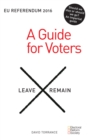 Image for EU referendum 2016  : a guide for voters