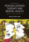 Image for The handbook of person-centred therapy and mental health: theory, research and practice