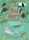 Image for Red alert!  : 15 endangered animals fighting to survive
