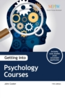 Image for Getting into psychology courses