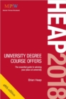 Image for Heap 2018  : university degree course offers