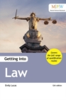 Image for Getting into law