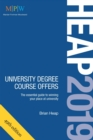 Image for HEAP 2019  : university degree course offers