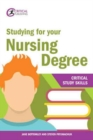 Image for Studying for your nursing degree
