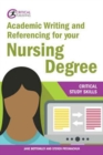 Image for Academic writing and referencing for your nursing degree
