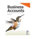 Image for Business accounts  : for bookkeeping and financial accounting courses