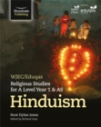 Image for WJEC/Eduqas Religious Studies for A Level Year 1 & AS - Hinduism