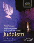 Image for WJEC/Eduqas Religious Studies for A Level Year 1 & AS - Judaism