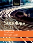 Image for WJEC/Eduqas Sociology for AS & Year 1: Study & Revision Guide