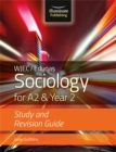 Image for WJEC/Eduqas Sociology for A2 & Year 2: Study & Revision Guide