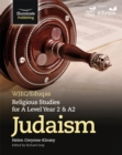 Image for WJEC/Eduqas Religious Studies for A Level Year 2 & A2 - Judaism