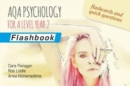Image for AQA Psychology for A Level Year 2: Flashbook
