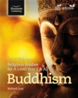 Image for WJEC/Eduqas Religious Studies for A Level Year 2 & A2 - Buddhism