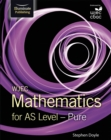 Image for WJEC Mathematics for AS Level: Pure