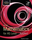 Image for WJEC Mathematics for AS Level: Applied