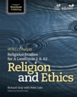 Image for WJEC/Eduqas Religious Studies for A Level Year 2 & A2 - Religion and Ethics