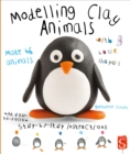 Image for Modelling clay animals  : with 3 basic shapes