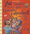 Image for You wouldn't want to sail with Christopher Columbus!  : uncharted waters you'd rather not cross