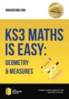 Image for KS3 maths is easy: Geometry & measures : complete guidance for the new KS3 curriculum