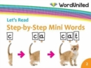 Image for Step-by-Step Mini Words