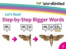 Image for Step-by-Step Bigger Words