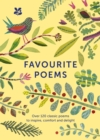 Image for Favourite poems  : over 120 classic poems to inspire, comfort and delight