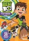 Image for Ben 10 Fun Book