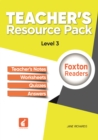 Image for Foxton Readers Teacher's Resource Pack - Level-3