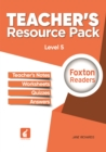 Image for Foxton Readers Teacher's Resource Pack - Level - 5