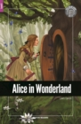 Image for Alice in Wonderland - Foxton Reader Level-2 (600 Headwords A2/B1) with free online AUDIO