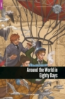 Image for Around the World in Eighty Days - Foxton Reader Level-2 (600 Headwords A2/B1) with free online AUDIO