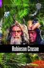 Image for Robinson Crusoe - Foxton Reader Level-2 (600 Headwords A2/B1) with free online AUDIO
