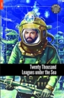 Image for Twenty Thousand Leagues under the Sea - Foxton Reader Level-5 (1700 Headwords B2) with free online AUDIO