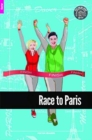 Image for Race to Paris - Foxton Reader Starter Level (300 Headwords A1) with free online AUDIO