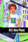 Image for Kit's New Phone - Foxton Reader Starter Level (300 Headwords A1) with free online AUDIO