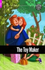 Image for The Toy Maker - Foxton Reader Starter Level (300 Headwords A1) with free online AUDIO